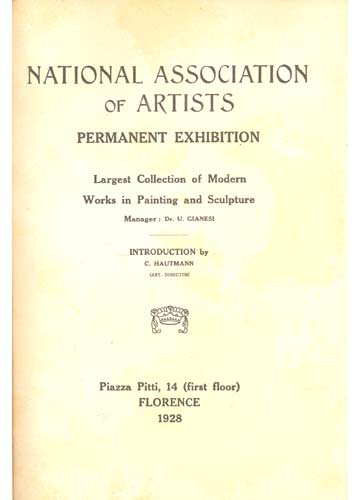 National Association Of Artists Permanent Exhibition