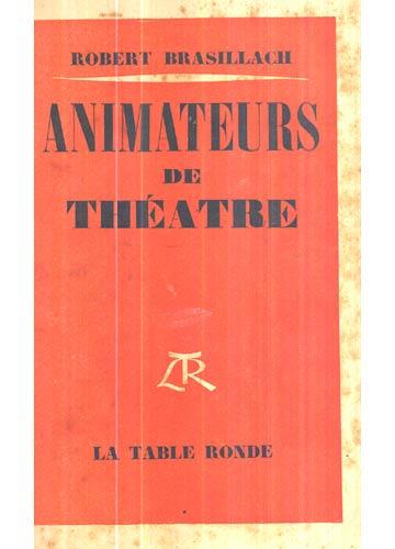 Animateurs de Théatre