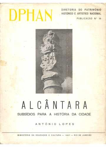 Alcântara - Subsídios para a História da Cidade