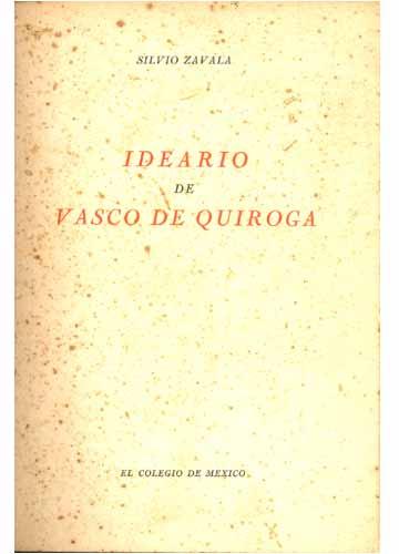 Ideario de Vasco de Quiroga