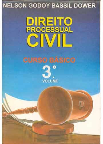 Curso Básico de Direito Processual Civil - Volume 3
