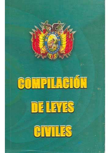 Compilación de Leyes Civiles