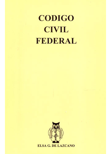 Codigo Civil Federal