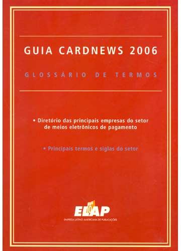 Guia Cardnews 2006