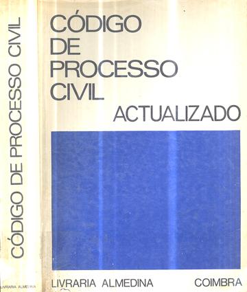 Código de Processo Civil Actualizado