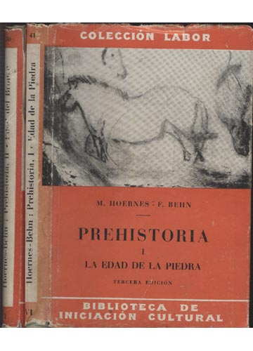 Prehistoria - 2 Volumes