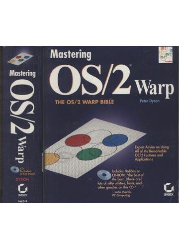 Mastering OS/2 Warp - Sem CD