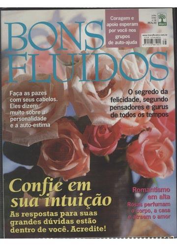 Bons Fluidos - 2002 - Nº.38 - Confie em sua Intuição