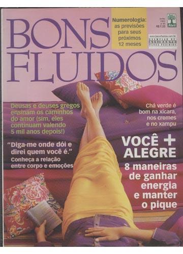 Bons Fluidos - 2003 - Nº.49 - Você + Alegre