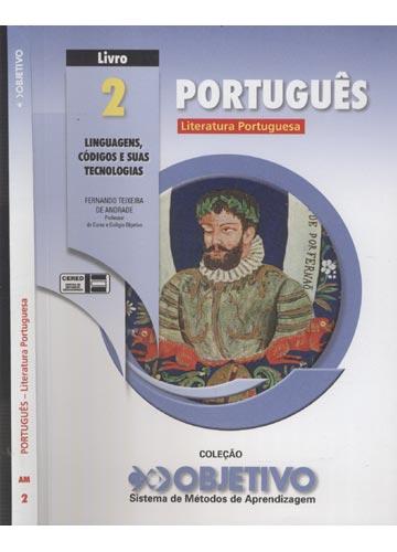 Português - Literatura Portuguesa - Livro 2