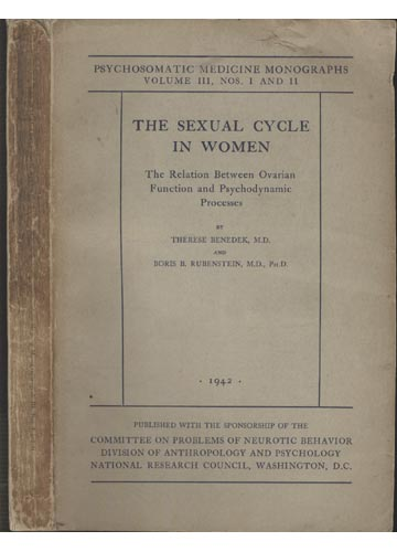 The Sexual Cycle in Women