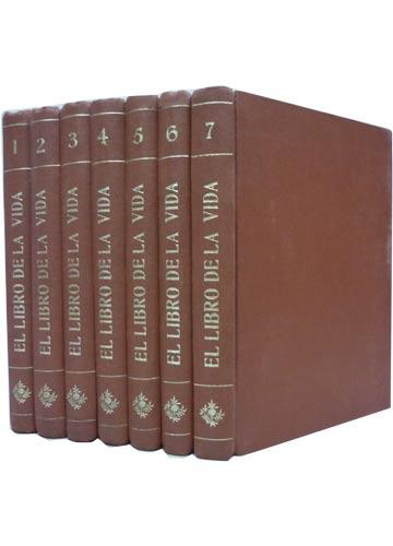 El Libro de La Vida - 7 Volumes