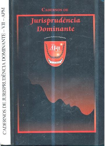 Cadernos de Jurisprudência Dominante - Volume 2