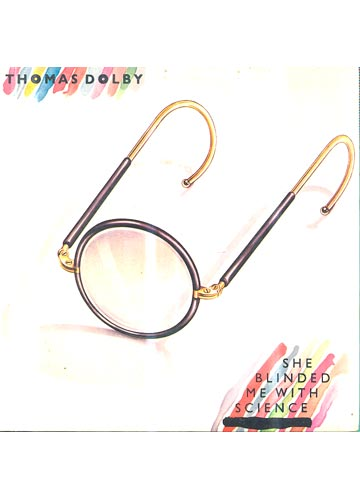 Thomas Dolby - She Blinded Me With Science *compacto*
