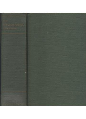 The Psychoanalytic Quarterly - Volume 8 - 1939