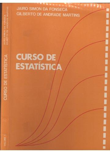 Curso de Estatística - Volume 1