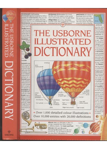 The Usborne Illustrated Dictionary