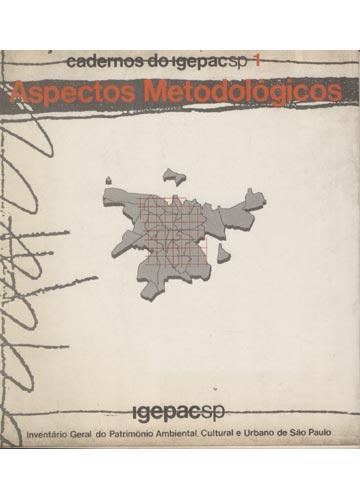 Aspectos Metodológicos - Volume 1