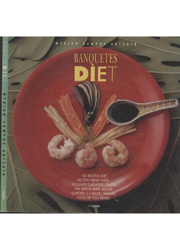 Banquetes Diet - Volume 1
