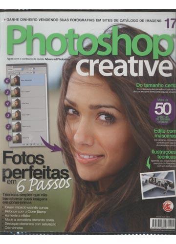 Photoshop Creative - Nº.17 - Fotos Perfeitas em 6 Passos