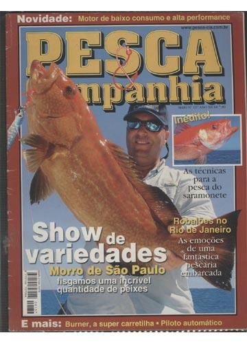 Pesca & Companhia - Ano XII - Nº.137 - Show de Variedades