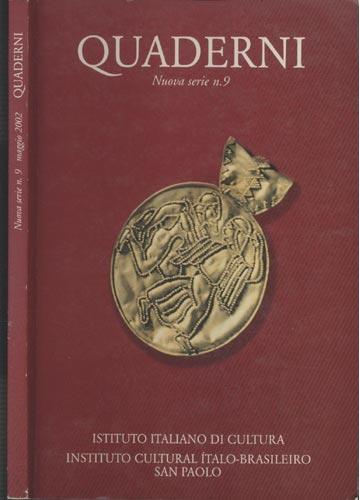 Quaderni - Nuova Serie N° 9 - Maggio 2002