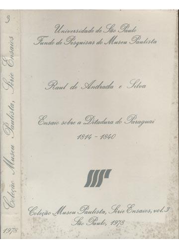 Coleção Museu Paulista - Série Ensaios - Volume 3