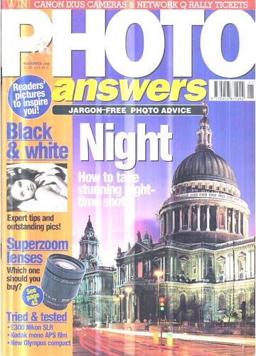 Photo Answers - 1998 - Nº.11