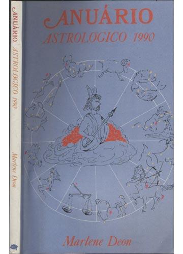 Anuário Astrológico 1990