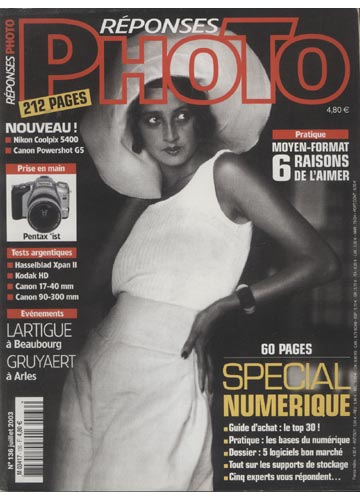 Réponses Photo - 2003- N°.136