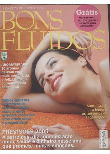 Bons Fluidos - 2004 - Nº.67 - Com Gravura
