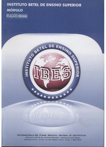 Instituto Betel de Ensino Superior - Módulo Relações Humanas