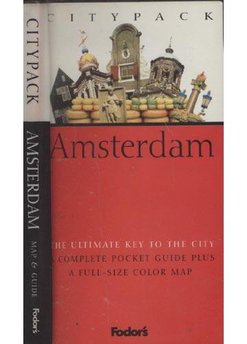 Amsterdam - Mapa & Guide