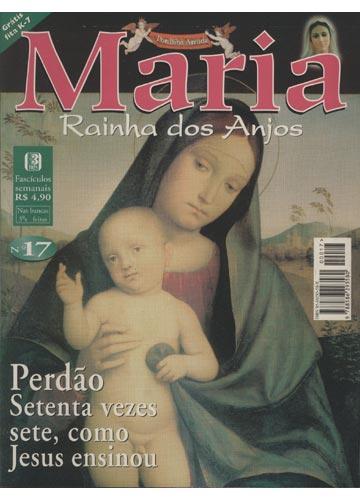 Maria - Rainha dos Anjos - N°.17 - Sem Fita K7