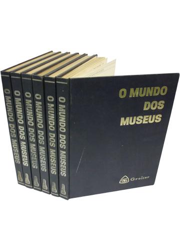 O Mundo dos Museus - 6 Volumes
