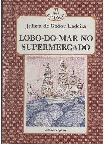 Lobo-do-Mar no Supermercado