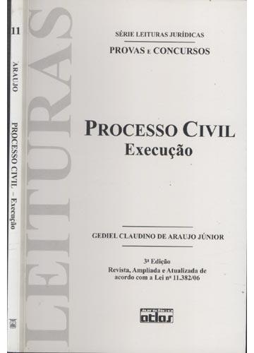 Processo Civil - Execução