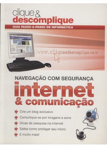 Clique & Descomplique - Internet & Comunicação