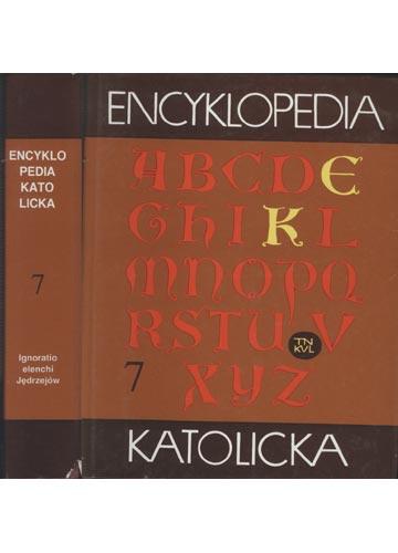 Encyklopedia Katolicka - Tom VII