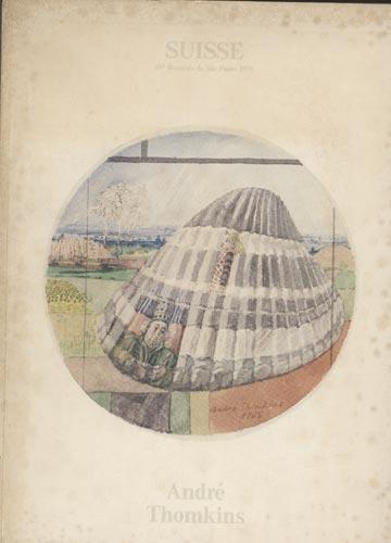 André Thomkins - 15° Biennale de Sâo Paulo 1979