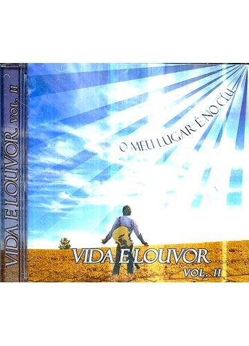 Vida e Louvor - Vol.II - O Meu Lugar é No Céu