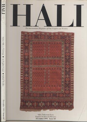 Hali - December 1991 - Issue 60