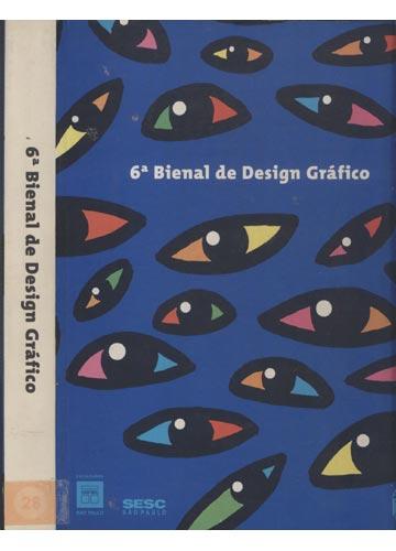 6ª Bienal de Design Gráfico
