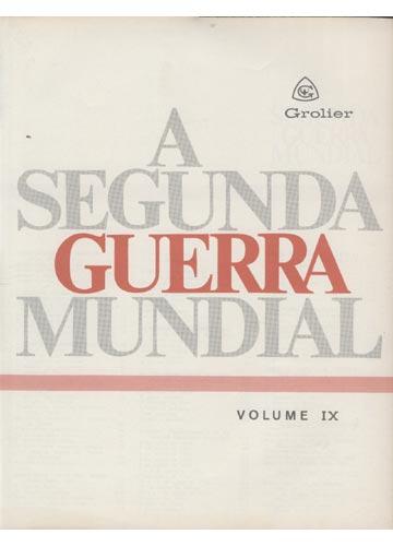 IIª Guerra Mundial - Volume 9