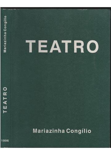 Teatro - Com Dedicatória da Autora