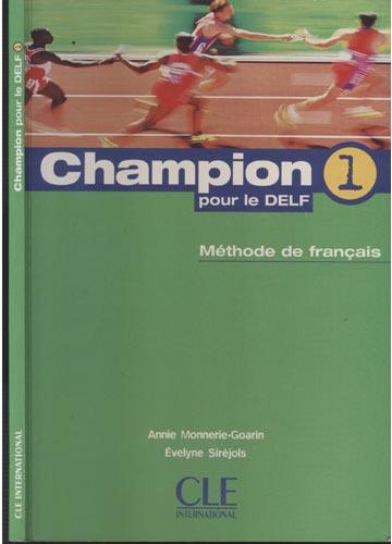 Champion Pour Le Delf - Volume 1