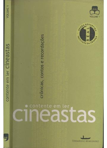 Contente em Ler Cineastas - Volume 1