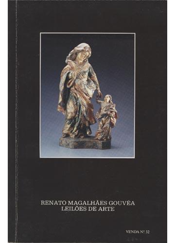 Renato Magalhães Gouvêa - Leilões de Arte - Venda N° 32