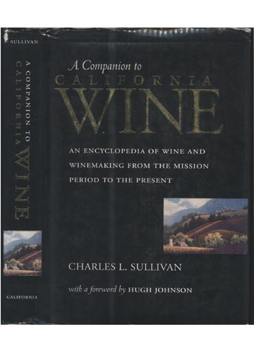 A Companion to California Wine