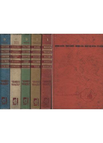 Grandes Vocações - 5 Volumes